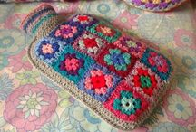 Crochet Squares / by Penny Richards