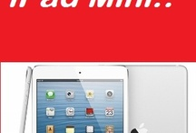 Pin To Win an iPad Mini!! / by brian e.