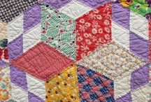 Quilts - Vintage / by Lori M Baron
