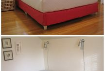 Bedroom ideas / Ideas for decorating my bedroom. / by Cerrisa Jones