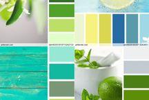 Color palettes / by Elisabet Navarro Serena