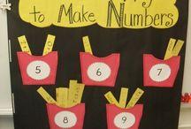 Bulletin Boards - Math / by Mrs. RM  (Rodriguez-Martinez)