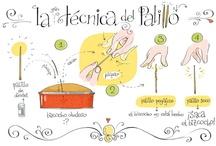 Ilustraciones recetas cocina / by Valentina