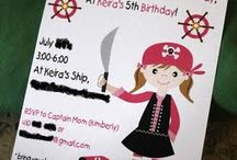 Birthday Party Ideas / by Marsha Loesch