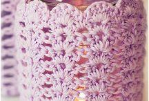 Crochet/knitting / by Laurie Weiss Kohlschmidt