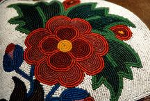 beadwork of the mothers / by patricia j davis
