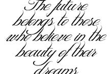quotes / by Santana Jaramillo