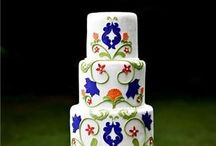 wedding cakes / by LETICIA BARNES