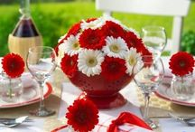 Flower Arrangements / by Theda Weatherly