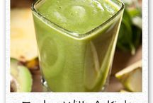 So juice-me / Juice recipes and ideas. / by Charlotte Brooks