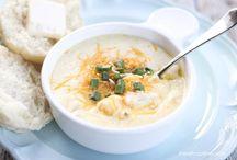 Soups / by Valerie Kreunen Bohager