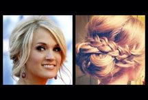 Updos / by Analyse Ledesma-Bromley