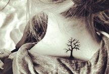 tattoos / by Kristina Perusich