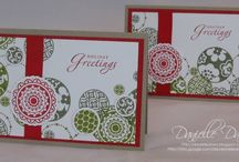 StampinUp circle circus / by Aletta Heij