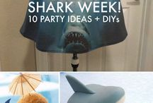 Shark Week / by Mandi Coombs