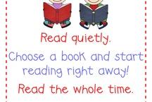 Literacy Ideas / by Natasha Plumridge