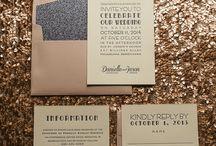 Wedding Invite Design / by Agatha Budys