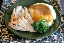 Main Dish Turkey / by Melissa Duenez