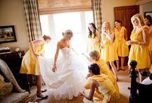 Bride + Bridesmaids / by Rustic Wedding Chic