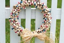 Wreaths and Entryways / by Denise Wolens