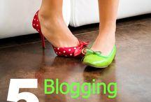 blogging / by Jade Hobbs