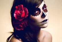 Dia de Los Muertos / by Hipcycle Vintage by: Heather Thomas-Gibbons