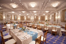 ocean ballroom / For a truly elegant gathering, the Ocean Ballroom is unequaled in all its spledor.  This exquisitely designed and luxuriously appointmed ballroom overlooks picturesque garden and salt water ponds with waterfalls.  Ideal for large weddings of up to 330 guests. / by JW Marriott Ihilani Weddings