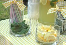 Lemonade Stand / by Christy @ Raising Knights
