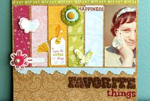 Scrapbook Pages / by Danelle Yeager-Fowler
