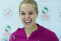 WTA Faces / Portraits of women's tennis players / by Women's Tennis Blog