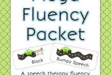 SLP-Fluency Therapy / by Lisa Del Rio