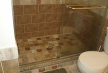 Bathroom remodel ideas / by Julia Draxten