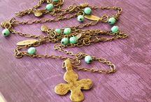 Jewelry: Medieval c. 400-1499  / by Emma Garner