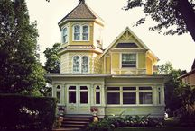Victorian Houses / by Nancy Weatherford
