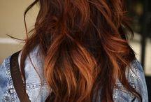 Brown hair, don't care! / by Julia Bradley