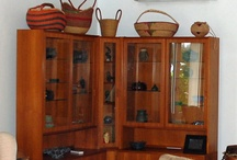 Shelving / Photos to use as examples for library and living room shelves / by Cheryl McCulla