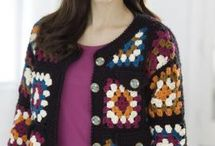 crochet/knitting / by Mary W