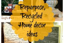 repurposed ideas / by Patty Swider