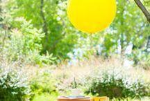 Party Ideas / by Liz Herman