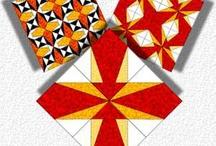 Quilt Patterns / http://www.sova-enterprises.com/catalog/index.php?cPath=18 / by Bead-Patterns (Sova-Enterprises.com)
