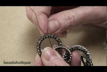 Jewelry Patterns, Technique Insight, and Tutorials / Patterns and tutorials to tempt and tantalize...   / by Sher E