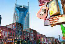 Nashville / by Mickey Smith