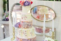 Celebration Cakes / by Suzanne Fu