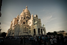 Cathedrals, Churches and Chapels in Paris / Paris is home to some of the most striking places of worship. Even if you are not religious, they are worth visiting.  / by Paris Vacation Rentals - CobbleStay.com