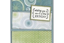 cards and paper / by Cheryl Darling