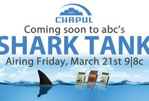 Shark Tank Products / by Calif. Casual
