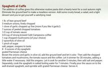 Recipes / by Cafe Campesino