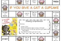 Literacy Ideas / by Susan Efseaff of First Grade Friendly Froggies