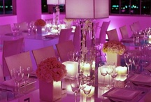 Lighting / by Tammy of Sincerely Yours Events, Inc.