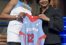 Player snapshots  / by Atlanta Dream